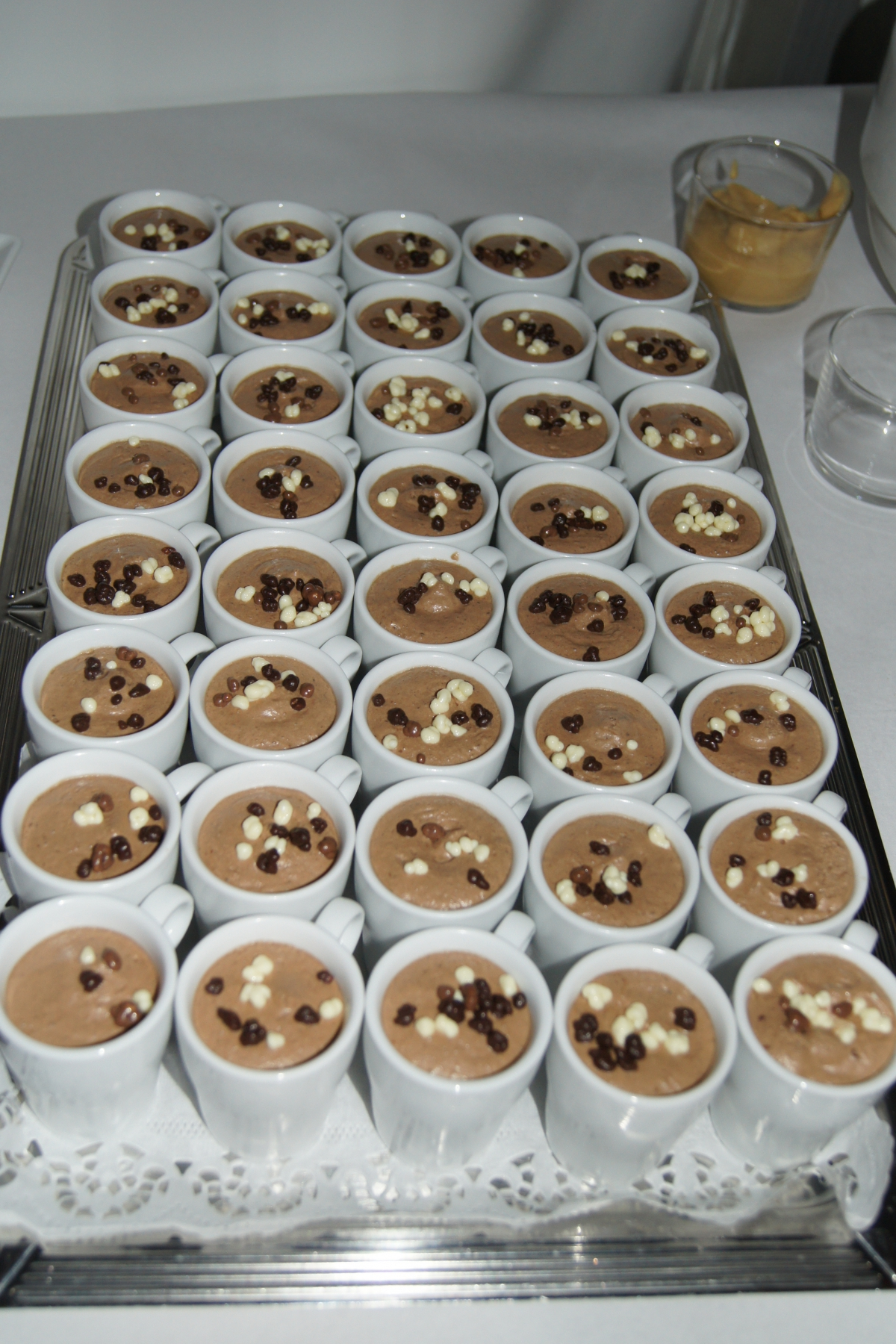 Mousse au Choccolat